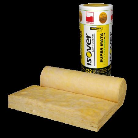 Wełna mineralna 15 cm – ISOVER SUPER MATA